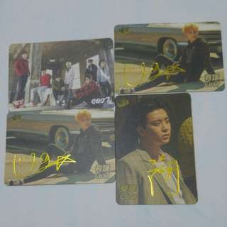 Yes card(Got7)