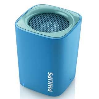 Phillips portable bluetooth speaker