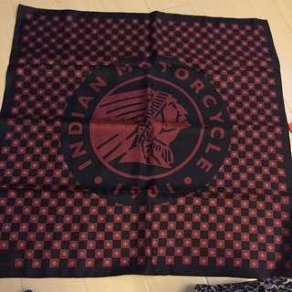 Baume & Mercier 絲巾 silk scarf
