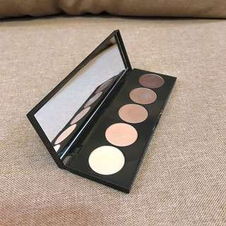 Becca | Ombre Nudes Eye Palette