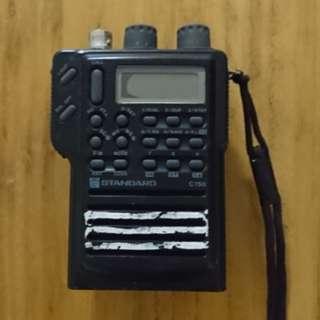 🚚 無線電 零件機