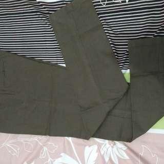Celana Chino Lokal Brand Bandung Size 34