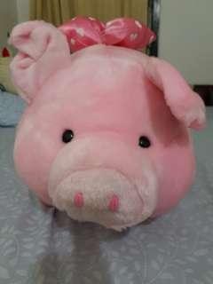 Boneka Babi Medium (Pink Piggy)