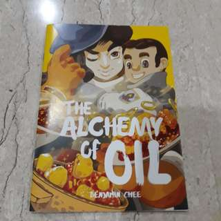 The Alchemy of Oil Comic Book