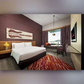 RWS! Hard Rock Hotel 3D2N in Feb