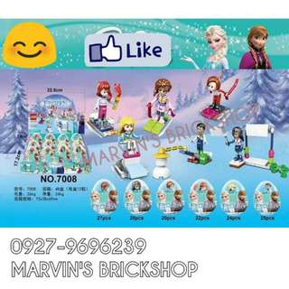 For Sale Frozen 12in1 Minifigures with Egg Casing