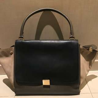 Celine Trapeze Large Bag