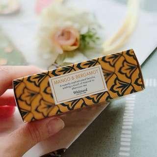 Whittard · 芒果佛手柑 · 限量耶誕包裝 · 發現茶系列