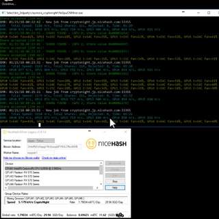 IMPROVE your HASHRATE for mining rig