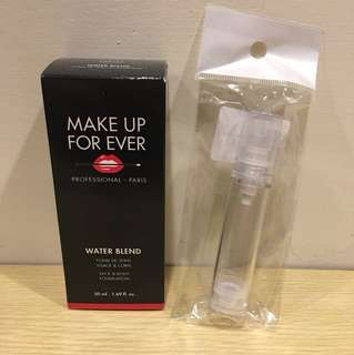 Make up forever 水粉霜 分裝10ml