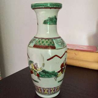 Antique porcelain vase(景德镇)