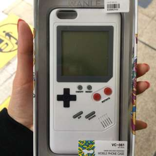 Gameboy iPhone 6 Plus Case