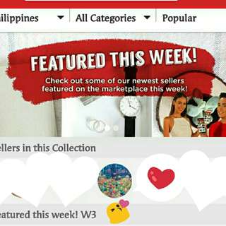 Featured W3