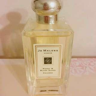 Jo Malone Peony & blush suede