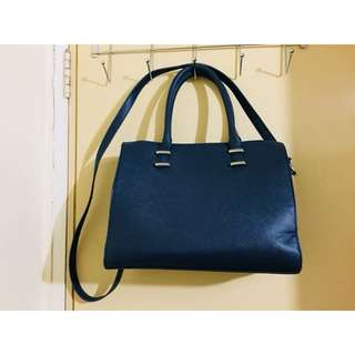 [Selling Low!!] Victoria's Secret Navy Blue Bag