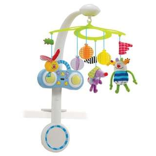 TAF Toys MP3 Stereo Mobile for Baby Cot