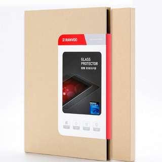 Ranvoo iPadPro 高清 / 抗藍光 / 藍光 鋼化膜