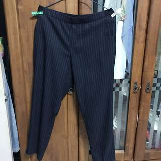 Women's Uniqlo Smart Style Ankle Pants