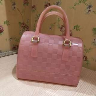 jelly bag (pink)