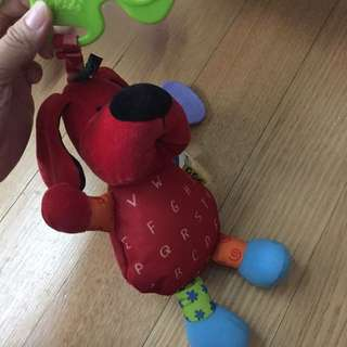 Patrick & Friends Toy for Stroller