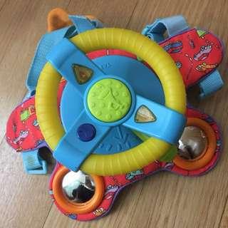 Steering Toy for Stroller