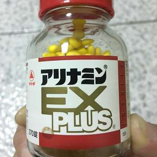 武田製藥 合利他命強效錠 Alinamin EX PLUS 270錠