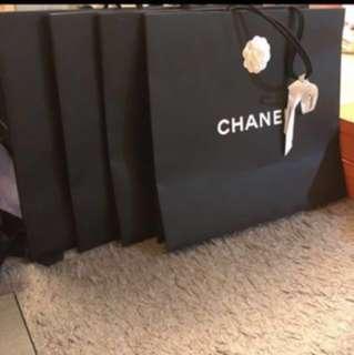 特大Chanel 紙袋