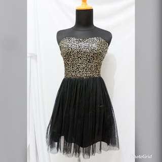 dress hitam manik2