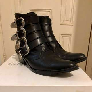 Toga Pulla Boots 38.5