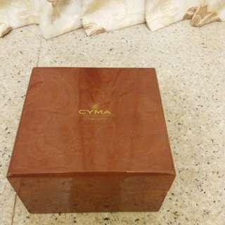 CYMA超靓木表盒