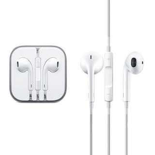 Apple 蘋果原廠入耳式耳筒