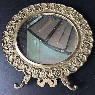 Peranakan antique mirror