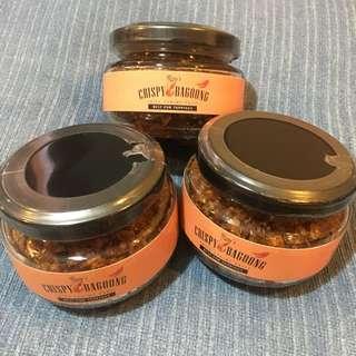 Chili Crunchy Bagoong