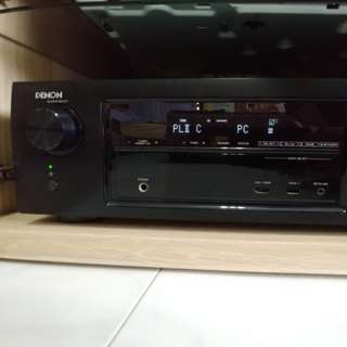 Denon AVR-X1000 Amplifier / Receiver