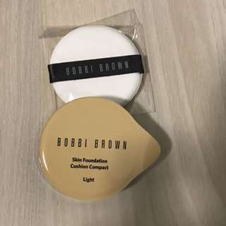 Bobbi brown skin foundation cushion compact refill