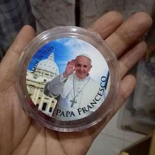 Rosary from rome italy