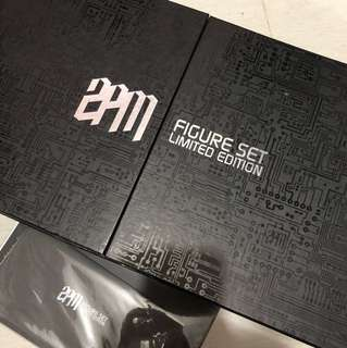 2PM Figure Set Limited Edition