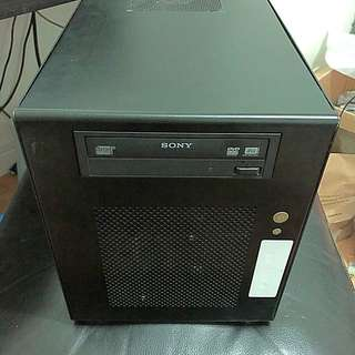 Lian Li PC-Q08 / Zotac Z68-ITX WiFi / I3-2100 / EVGA GTX 650 Mini ITX Gaming PC