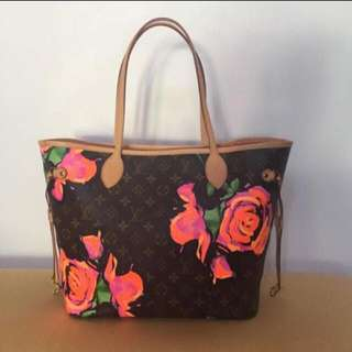 Want to buy LV Neverfull MM Rose