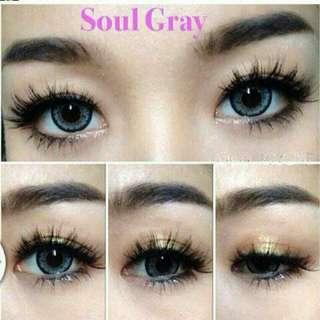 Softlens Sky Soul Grey