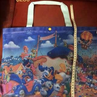 東京迪士尼唐老鴨手挽袋