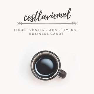 Customized (Logo, ADS, Posters, etc)