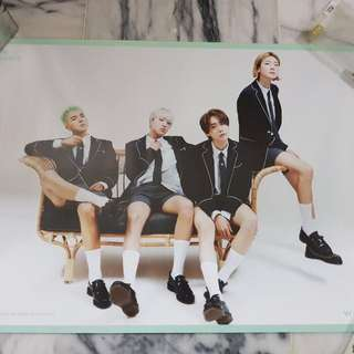 Winner Our Twenty For Double Sided Poster