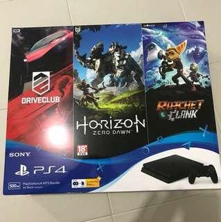 BN PS4 Bundle