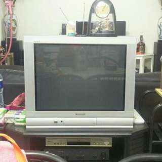 """Panasonic 29"""" TV Working Condition For Free"""