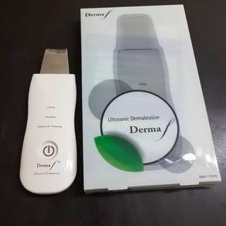 Derma F. Home facial. Cleanse, lifting