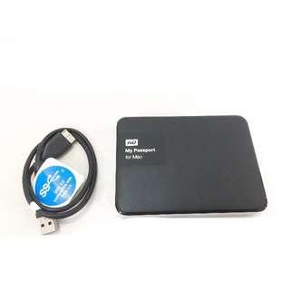 WD 3TB external hard disk