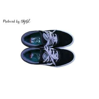 Vans Old skool hitam skateboard gilbert crocket