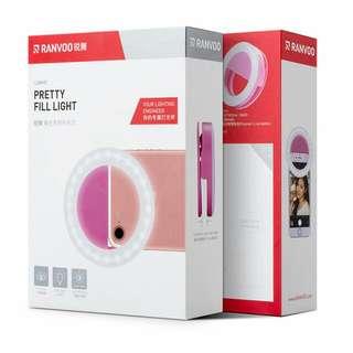 Ranvoo 手機自拍美顏補光燈