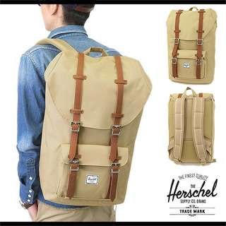 Herschel original Little America in Khaki
